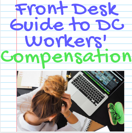 For Front-Desk Workers ONLY.