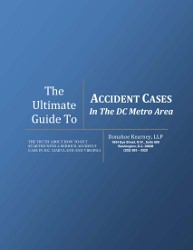 The Ultimate Guide to Accident Cases in the DC Metro Area